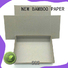 NEW BAMBOO PAPER fine- quality grey board sheets from manufacturer for shirt accessories