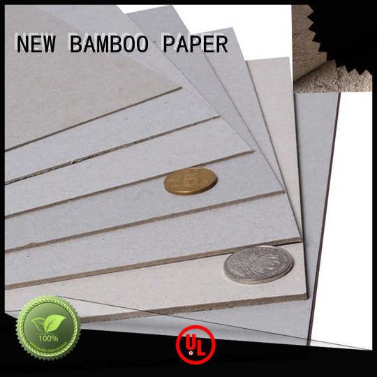 NEW BAMBOO PAPER quality grey cardboard sheets inquire now for arch files