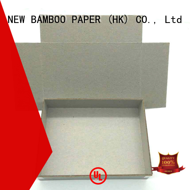NEW BAMBOO PAPER fine- quality grey cardboard sheets buy now for photo frames