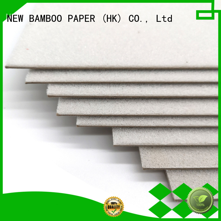 NEW BAMBOO PAPER excellent 1 inch foam board factory price for hardcover books