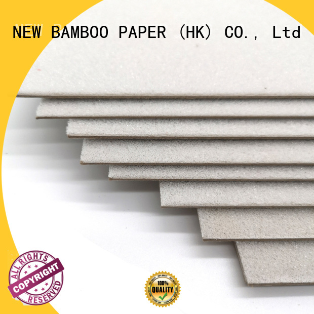 NEW BAMBOO PAPER sponge foam core paper for hardcover books