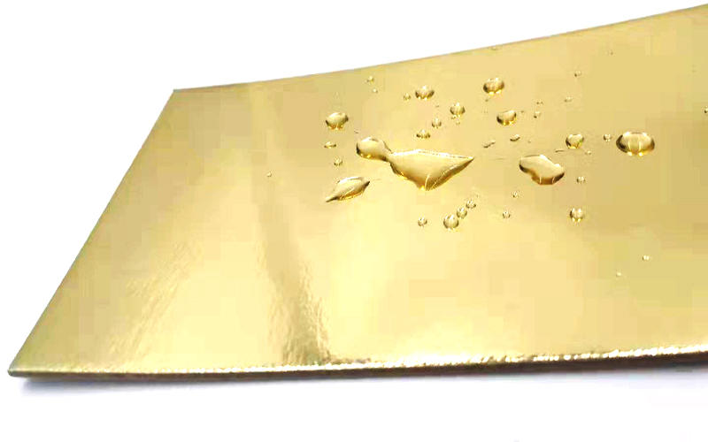 inexpensive metallic foil paper foil free quote for pastry packaging-2
