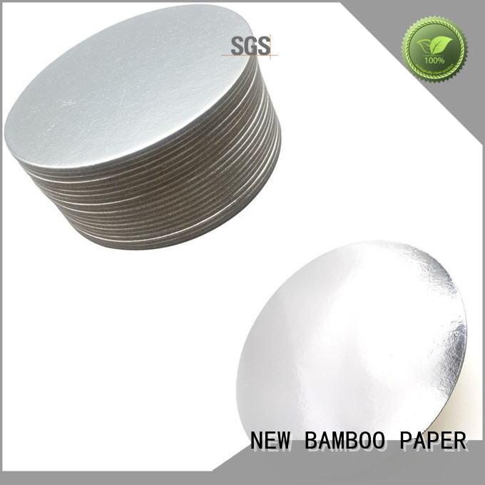 excellent metallic board paper base bulk production for pastry packaging