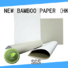 NEW BAMBOO PAPER newly duplex paper board free design for crafts